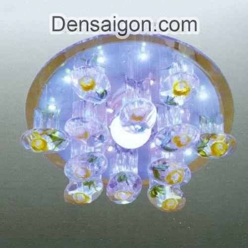 Đèn Áp Trần Pha Lê LED Đẹp Giá Rẻ -35%