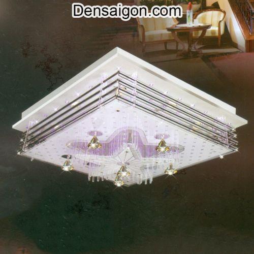 Đèn Áp Trần LED Thiết Kế Ngôi Sao - Densaigon.com
