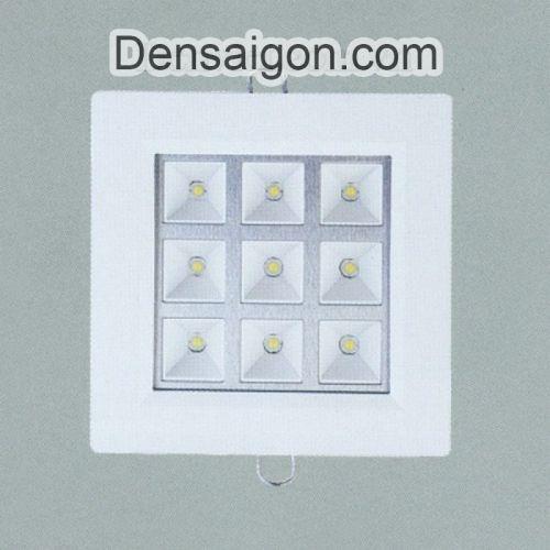 Đèn Áp Trần LED Thiết Kế Nhẹ Nhàng - Densaigon.com