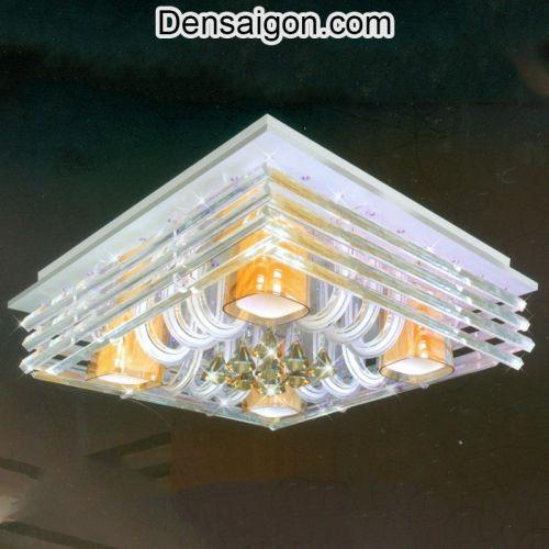 Đèn Áp Trần LED Thiết Kế Sang Trọng - Densaigon.com