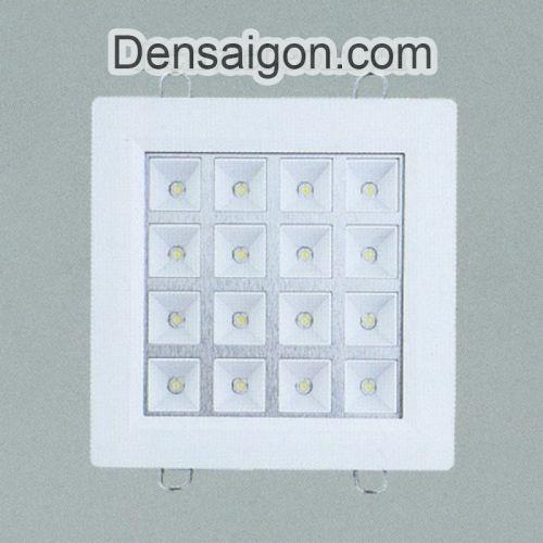 Đèn Áp Trần LED Thiết Kế Tinh Tế - Densaigon.com