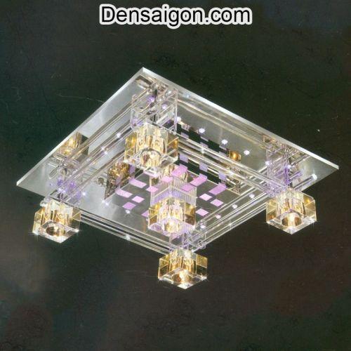 Đèn Áp Trần LED Trang Trí Đẹp Bền - Densaigon.com