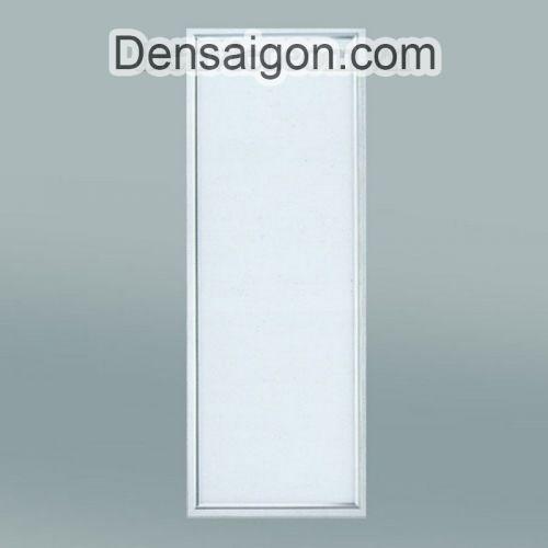 Đèn Áp Trần LED Trắng và Vàng Thiết Kế Đơn Giản - Densaigon.com