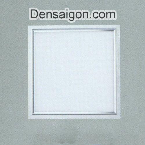 Đèn Áp Trần LED Trắng và Vàng Thiết Kế Trang Nhã - Densaigon.com