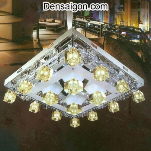 Đèn Áp Trần LED Treo Phòng Ăn - Densaigon.com