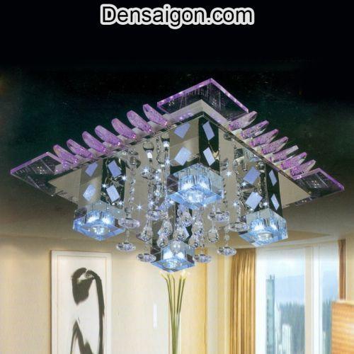 Đèn Áp Trần LED Treo Phòng Khách Giá Rẻ - Densaigon.com