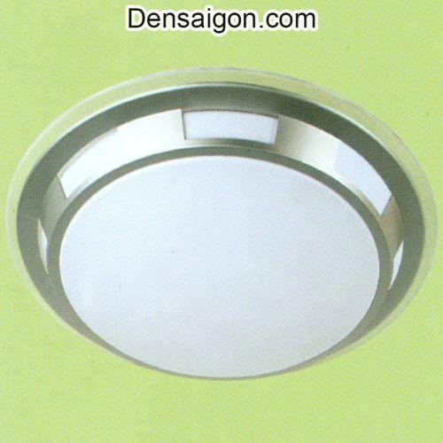 Đèn Áp Trần Tròn Hiện Đại Đẹp - Densaigon.com