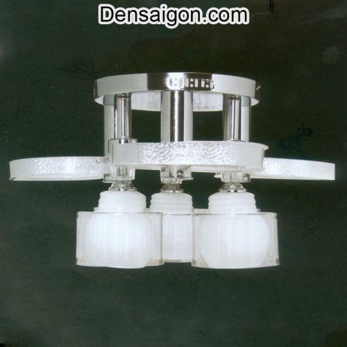 Đèn Áp Trần LED Tròn Màu Trắng - Densaigon.com