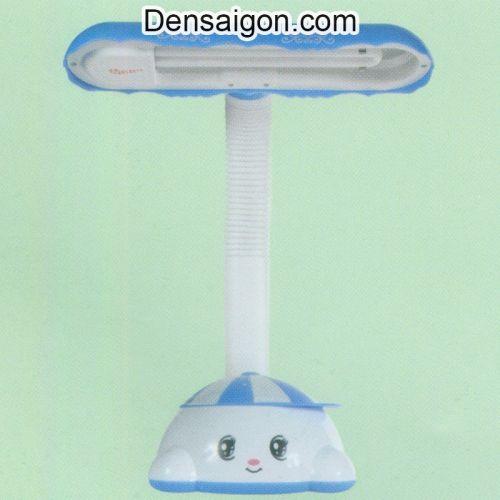 Đèn Bàn Học Dễ Thương Màu Xanh - Densaigon.com