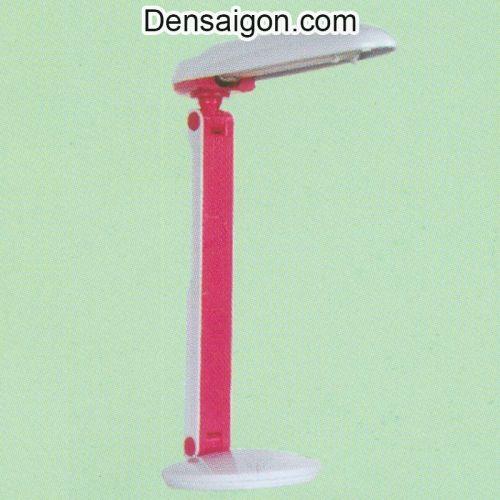 Đèn Bàn Học Hiện Đại Màu Hồng - Densaigon.com