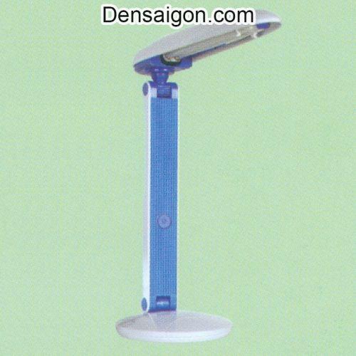 Đèn Bàn Học Hiện Đại Màu Xanh Dương - Densaigon.com