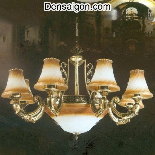 Đèn Chùm Dù Cổ Điển Đẹp Giá Rẻ Treo Phòng Ăn - Densaigon.com