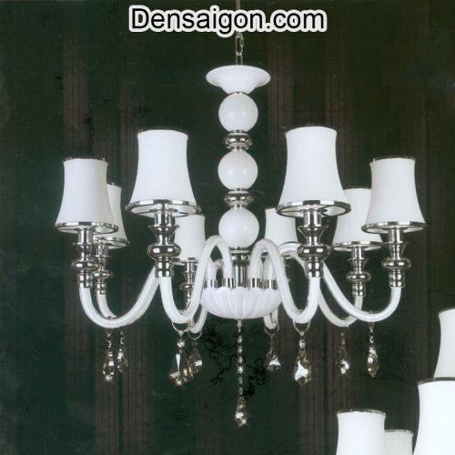 Đèn Chùm Dù Đẹp Treo Phòng Khách - Densaigon.com