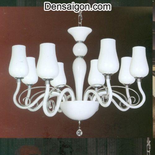 Đèn Chùm Kiểu Ý Treo Phòng Khách Đẹp - Densaigon.com