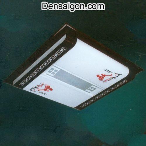 Đèn LED Áp Trần Hiện Đại Đẹp - Densaigon.com