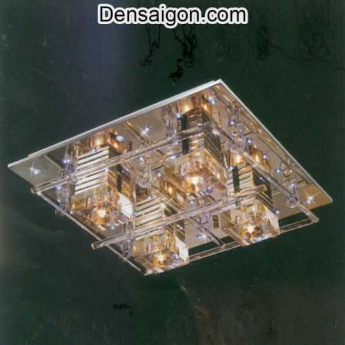 Đèn LED Áp Trần Thiết Kế Hiện Đại - Densaigon.com