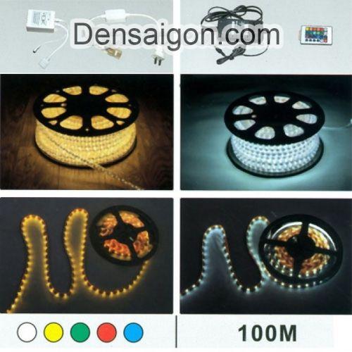 Đèn LED Cuộn Ánh Sáng Dịu - Densaigon.com