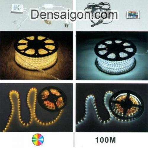 Đèn LED Cuộn Thiết Kế Độc Đáo - Densaigon.com