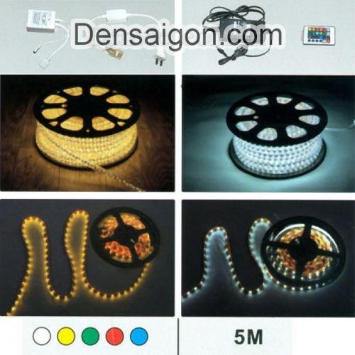 Đèn LED Cuộn Thiết Kế Lôi Cuốn - Densaigon.com