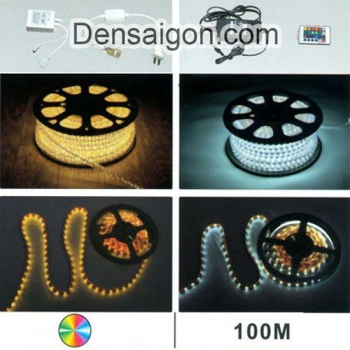 Đèn LED Cuộn Thiết Kế Nhẹ Nhàng - Densaigon.com