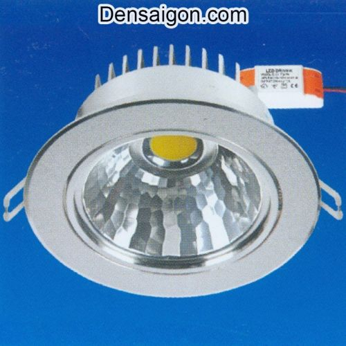 Đèn LED Mắt Trâu Trang Trí Đẹp - Densaigon.com