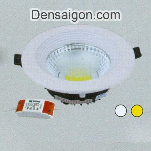 Đèn Lon Âm Trần LED Kiểu Dáng Đẹp - Densaigon.com