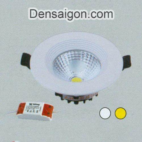 Đèn Lon Âm Trần LED Thiết Kế Hiện Đại - Densaigon.com