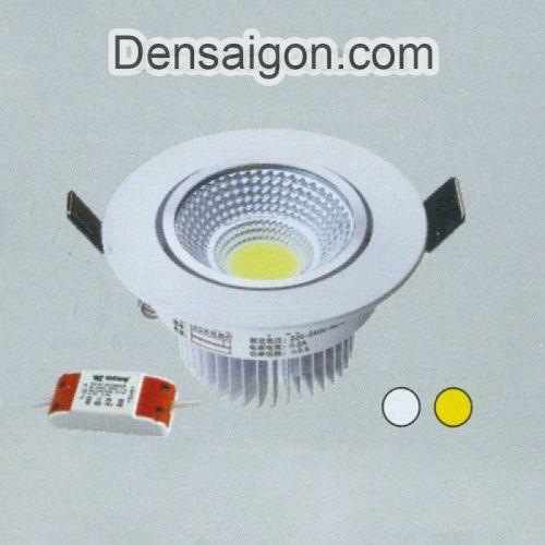 Đèn Lon Âm Trần LED Thiết Kế Tinh Tế - Densaigon.com