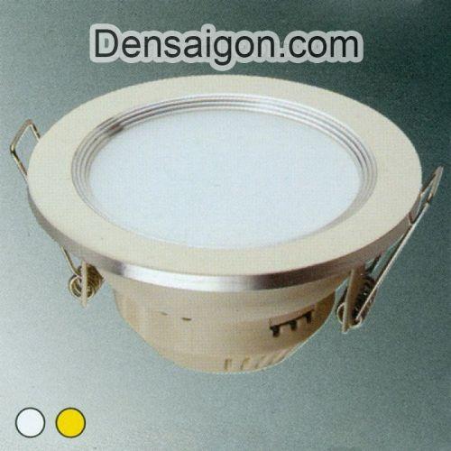 Đèn Lon Âm Trần LED Trang Trí Phòng Ngủ - Densaigon.com