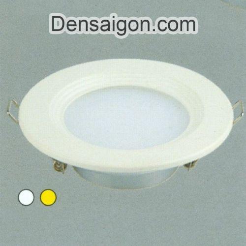 Đèn Lon Âm Trần Màu Trắng - Densaigon.com