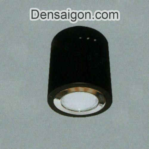 Đèn Lon Nổi LED Màu Đen Phong Cách Ấn Tượng - Densaigon.com