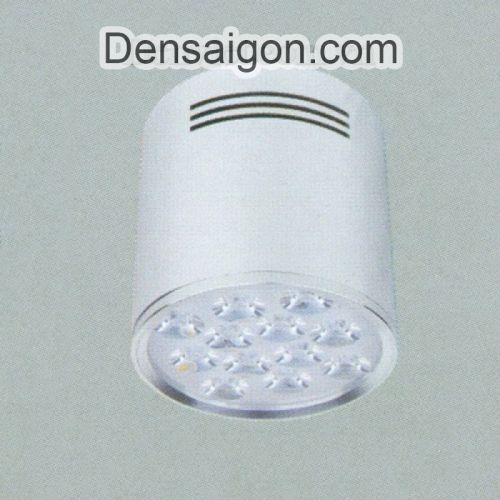 Đèn Lon Nổi LED Màu Trắng Thiết Kế Đơn Giản - Densaigon.com