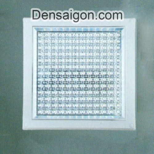 Đèn Mâm Áp Trần Hành Lang Vuông Bóng LED - Densaigon.com