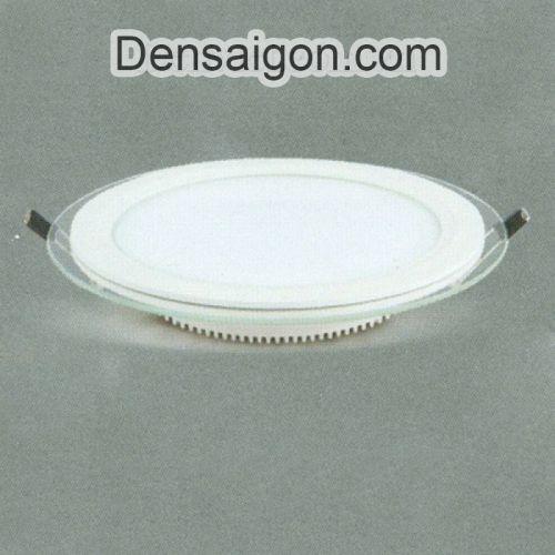 Đèn Mâm Áp Trần IC Đổi 3 Màu Kiểu Dáng Bắt Mắt - Densaigon.com