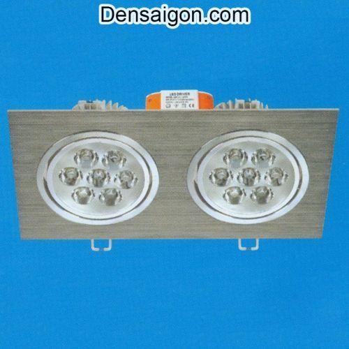 Đèn Mắt Ếch LED Đôi Hiện Đại - Densaigon.com