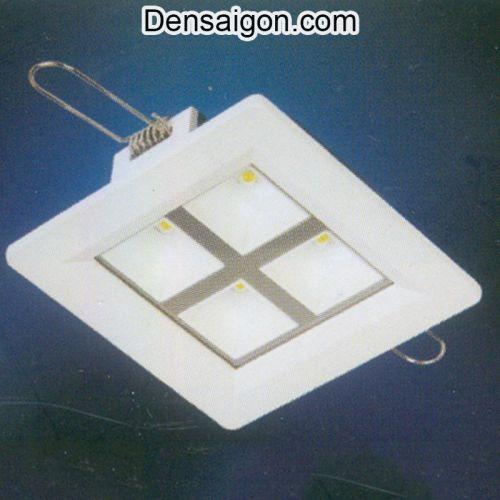 Đèn Mắt Trâu LED Vuông Đẹp - Densaigon.com