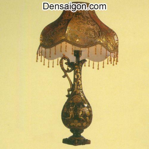 Đèn Ngủ Chụp Dù Cổ Điển - Densaigon.com