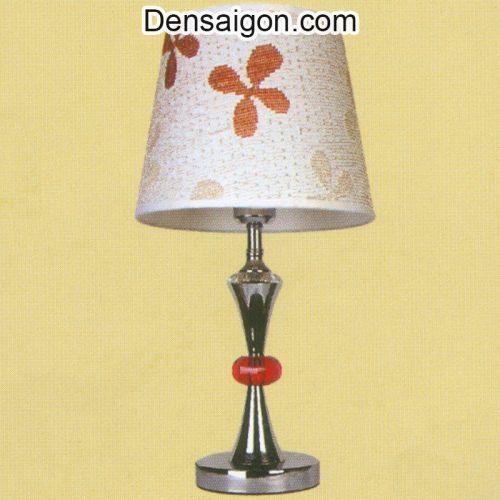 Đèn Ngủ Chụp Dù Hoa Văn Trẻ Trung - Densaigon.com