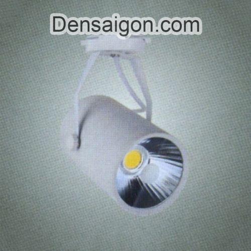 Đèn Pha LED Thiết Kế Trơn Láng - Densaigon.com
