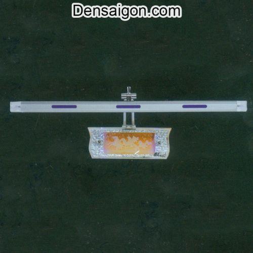 Đèn Soi Gương Họa Tiết Bạch Mã - Densaigon.com