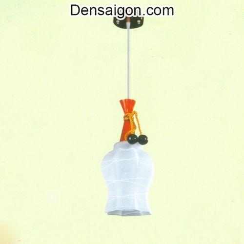 Đèn Thả Gỗ Đơn Giản - Densaigon.com
