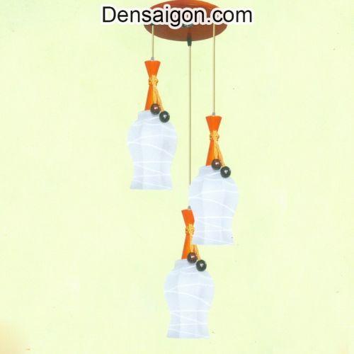 Đèn Thả Gỗ Đơn Giản Giá Rẻ - Densaigon.com