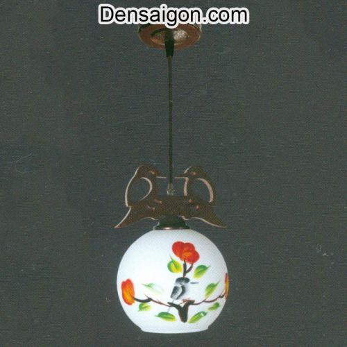 Đèn Thả Gỗ Trang Trí Nội Thất Đẹp - Densaigon.com
