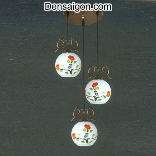Đèn Thả Gỗ Trang Trí Nội Thất Giá Rẻ - Densaigon.com