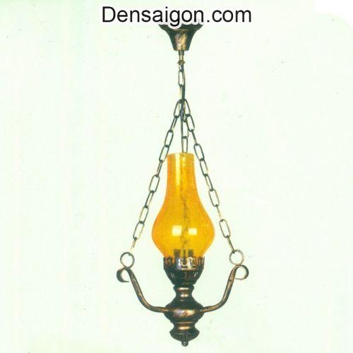 Đèn Thả Hình Đèn Dầu - Densaigon.com