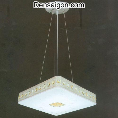 Đèn Thả Hình Vuông Hiện Đại - Densaigon.com