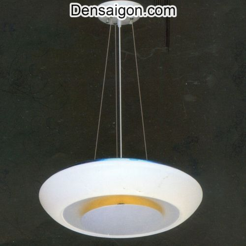 Đèn Thả Màu Trắng Kiểu Dáng Đơn Giản - Densaigon.com