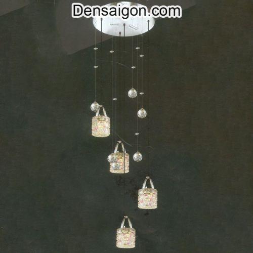 Đèn Thả Pha Lê Đẹp Tinh Xảo - Densaigon.com