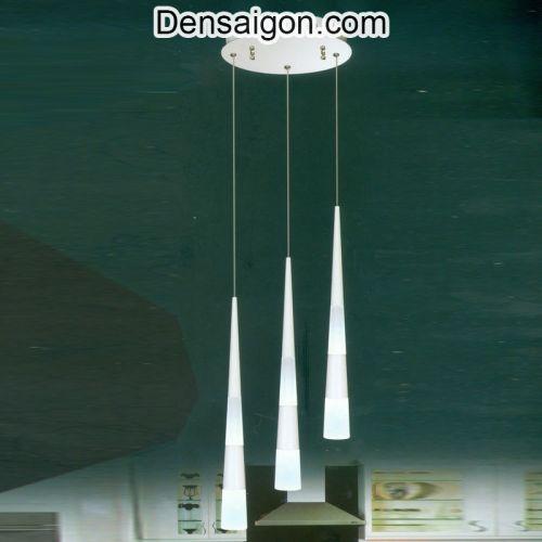 Đèn Thả Pha Lê Hiện Đại Đơn Giản - Densaigon.com