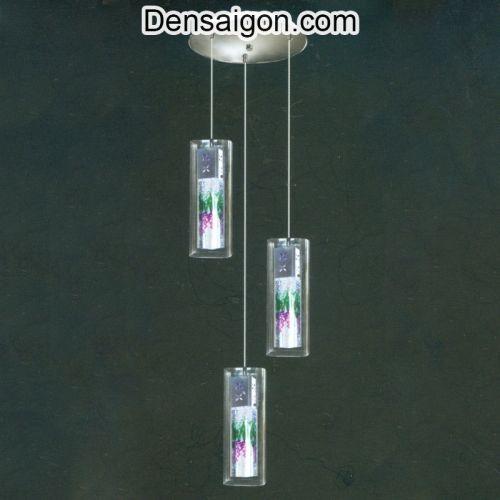Đèn Thả Pha Lê Hiện Đại Trang Trí Phòng Ăn - Densaigon.com